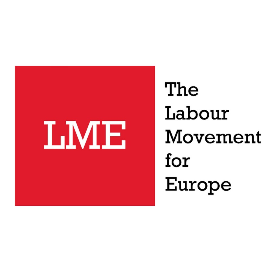 Labour Movement for Europe Logo